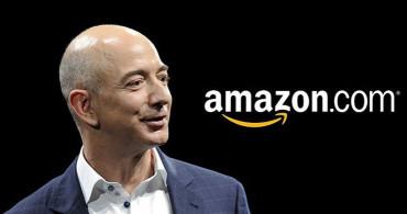 Jeff Bezos, Amazon'un 2.5 Milyar Dolarlık Hissesini Sattı