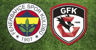 Maç Sona Erdi! Fenerbahçe 3-1 Gaziantep FK