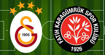 Maç Sona Erdi! Galatasaray 1-1 Fatih Karagümrük