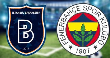 Maç Sona Erdi! Başakşehir 1-2 Fenerbahçe