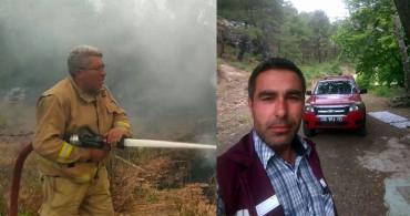 Manavgat'ta Şehit Olan Orman İşçilerinin Son Görüntüleri Ortaya Çıktı