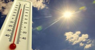 Meteoroloji Tarih Verdi! Sıcaklıklar Artıyor