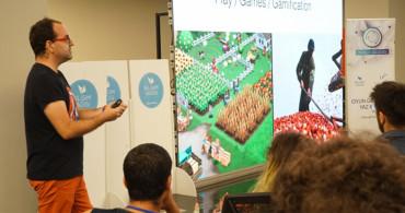 Oyunla Gelecek Kampı'nda Yatırımcılarla Genç Girişimciler Bir Araya Geliyor