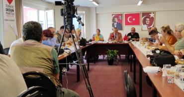 Polat: Allah, Türkiye'ye Hizmetin Dışında Bir Şey Bize Nasip Etmesin
