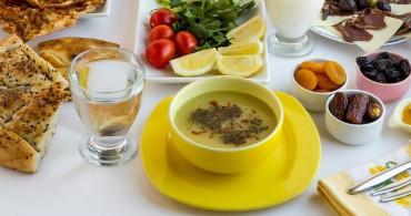 Sağlıklı iftar Menüsü İçin 8 Öneri