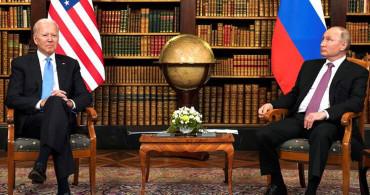 Salon Karıştı! Joe Biden- Vladimir Putin Zirvesinde Gergin Anlar