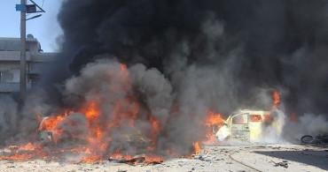 Somali'de Bomba Yüklü Araçla Saldırı: 8 Ölü 7 Yaralı
