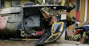 Son Dakika: Hindistan'da Helikopter Düştü