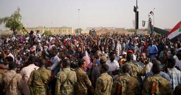 Son Dakika! Sudan'da Askeri Darbe Oldu