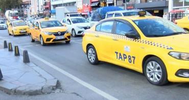 Taksicilerden İmamoğlu'na Yanıt; İnanılacak gibi değil!
