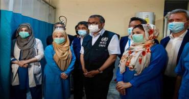 Taliban, Dünya Sağlık Örgütü(WHO) Direktörünü Ağırladı