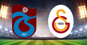 Maç Sona Erdi! Trabzonspor 2-2 Galatasaray