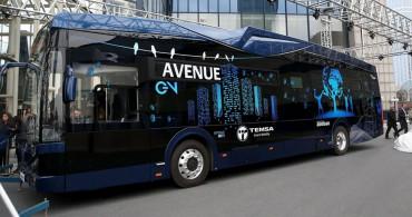 Türkiye'nin Yüzde Yüz Yerli İlk Elektrikli Otobüsü Avenue EV Yollara Çıkmaya Hazır