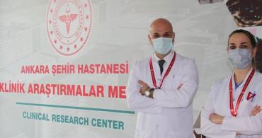 Yerli Aşının Üretileceği Ankara Şehir Hastanesi Klinik Merkezi Açıldı