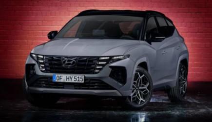 2021 Hyundai Tucson N Line Tanıtıldı!