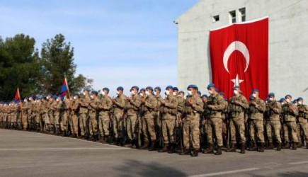 241 Komandomuz, Dualarla Beraber Suriye'ye Yolculandı