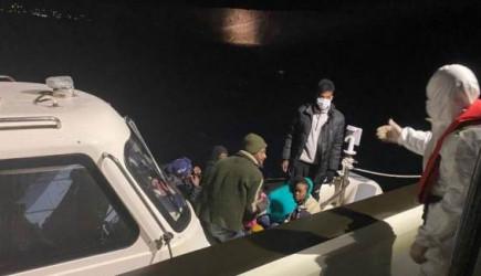 33 Göçmen Zulümden Kurtarıldı