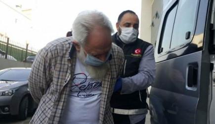 70 Yaşında Torbacı Yakalandı