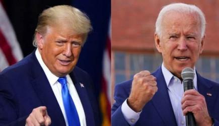 ABD Seçim Anketlerinde Donald Trump Önde Görünüyor