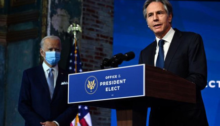 ABD'nin Yeni Dışişleri Bakanı Blinken'den NATO'ya Telefon