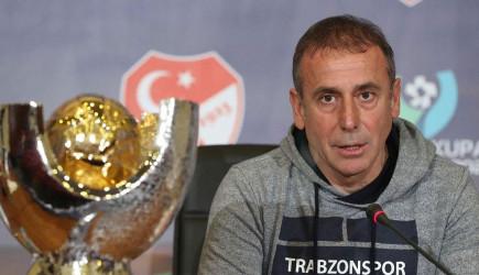 Abdullah Avcı Süper Kupa Öncesi Konuştu
