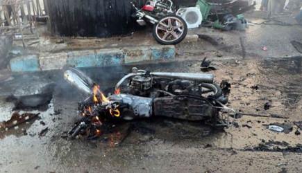 Afrin'de Terör Saldırısı Gerçekleştirildi!