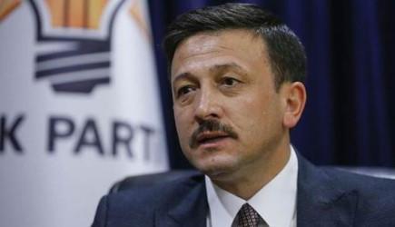 AK Parti'li Hamza Dağ Koronavirüse Yakalandı