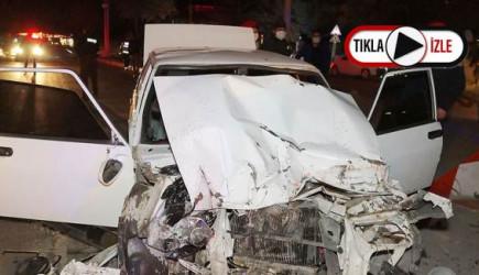 Aksaray'da Bir Genç Polisten Kaçmaya Çalışırken Hayatını Kaybetti