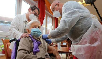 Almanya: Aşı Yalnızca 65 Yaş Altına Uygulansın