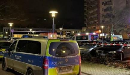 Almanya'da Saldırı! Can Kaybı Var