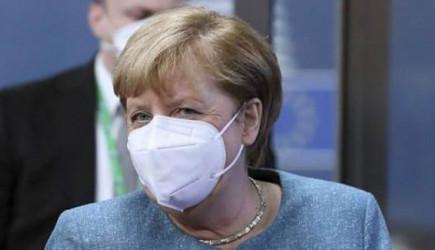Angela Merkel'den 'Oruç Reis' Açıklaması
