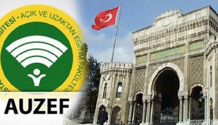 AUZEF Final Sonuçları Açıklandı mı? 2021 İstanbul Üniversitesi AUZEF
