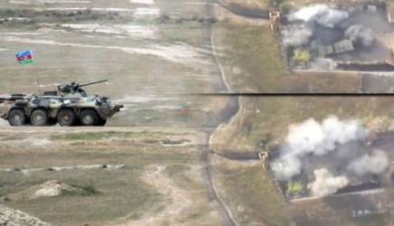 Avrupalı Teröristler, Karabağ'da Azerbaycan'a Karşı Savaşıyorlar