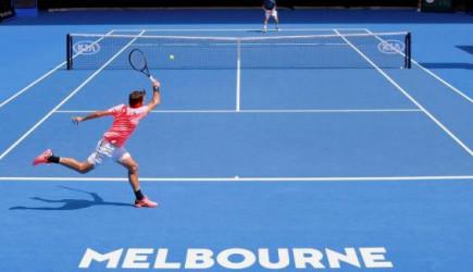 Avustralya Açık Tenis Turnuvasında Koronavirüs Krizi
