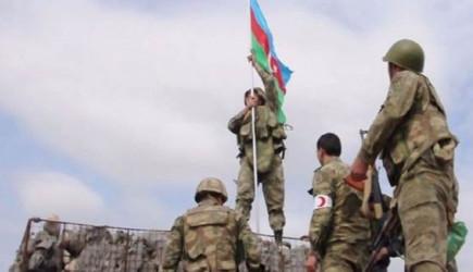 Azerbaycan Ordusu Kelbecer'e Girdi!