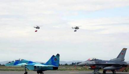 Aliyev'den F-16 Gözdağı: Müdahale Olursa Semada Göreceksiniz