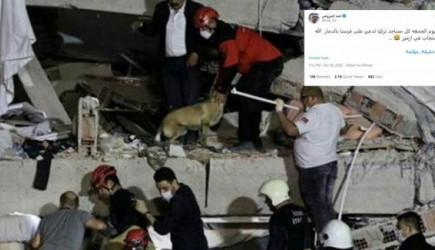 BAE Veliahtı'nın Paralı Gazetecisi İzmir'e Saldırdı!
