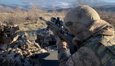Barış Pınarı Bölgesine Sızma Girişimi: 3 Terörist Öldürüldü