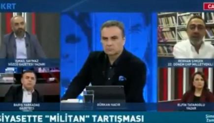 Berhan Şimşek'in Cuma Namazı Gafı Gündeme Oturdu