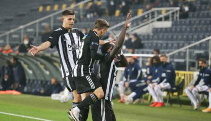 Beşiktaş Zirveye Yaklaştı!