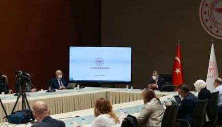 Bilim Kurulu Toplantısı 'Aşı' Gündemiyle Toplanıyor