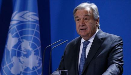 Birleşmiş Milletler'den İsrail'e Çağrı