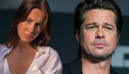 Brad Pitt ile Nicole Poturalski'nin Aşkı Bitti