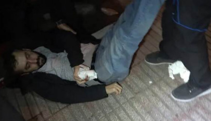 Bursa'da DHA Muhabirleri Darbedildi!