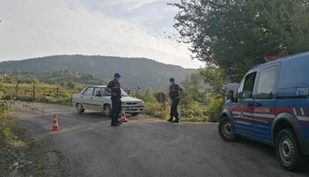 Çanakkale'de 7 Köye Giriş Çıkış Yasağı