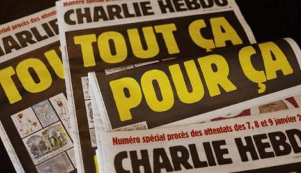 Charlie Hebdo'dan Başkan Erdoğan'a Büyük Terbiyesizlik