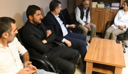 CHP'li Belediye Başkanı PKK Hücresini Ziyaret Etmiş