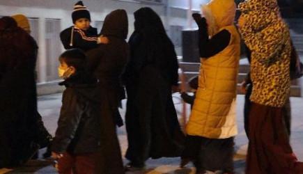 Çorum'da Düğüne Giden Sekiz Kadına Ceza Yazıldı