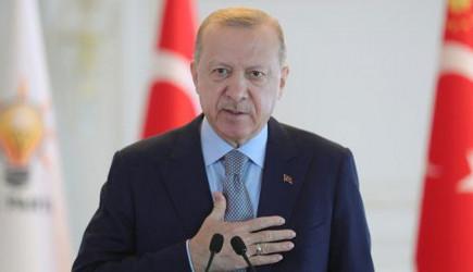Cumhurbaşkanı Erdoğan: Türkiye'den Başka Vatanımız, Milletimizden Başka Sevdamız Yoktur