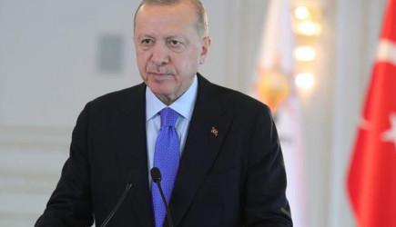 Cumhurbaşkanı Erdoğan: 'Faşizmine Özlem Duyanların Olduğunu Biliyoruz'